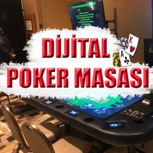 Dijital poker masası nedir, hangi oyunlar vardır detaylıca yazımızda açıkladık.