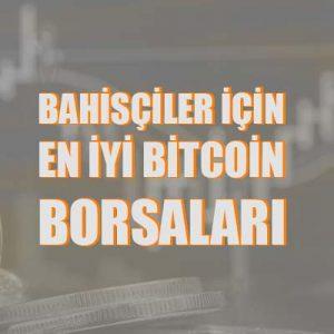 Spor bahisleri ve casino siteleri için en iyi bitcoin borsaları