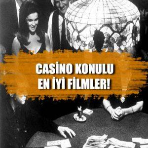 En iyi casino filmlerini sizler için listeledik.