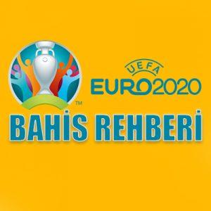 EURO 2020 bahisleriniz için sizlere yardımcı olacak bilgileri yazımızda paylaştık.