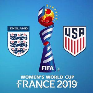 FİFA kadınlar dünya kupası yarı final eşlemesi olan İngiltere - ABD maçının bahis tahminlerini sizler için paylaştık.