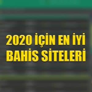 2020 için en iyi futbol bahis siteleri